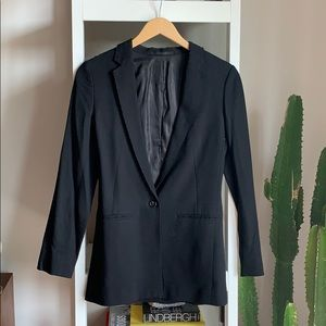 All saints women's blazer - slim Size 2